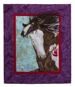 War Pony Purple