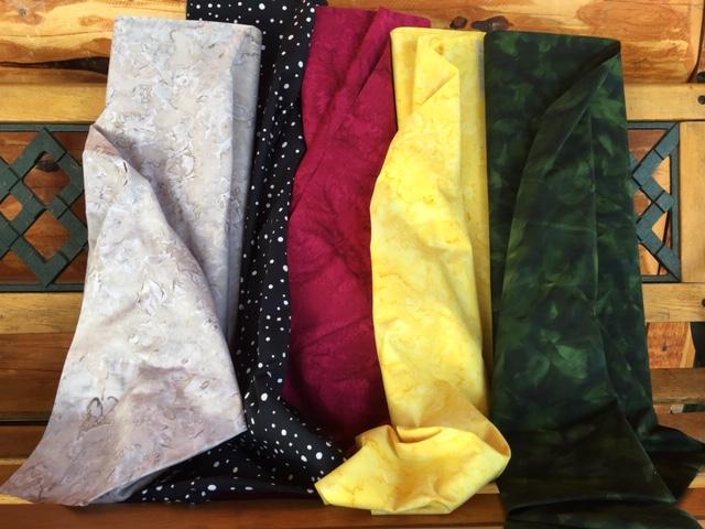 Spring 2019 Batik Fabric